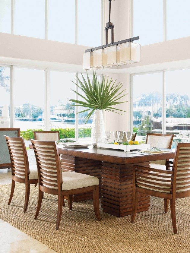 22 Awesome Dining Table Designs (7)