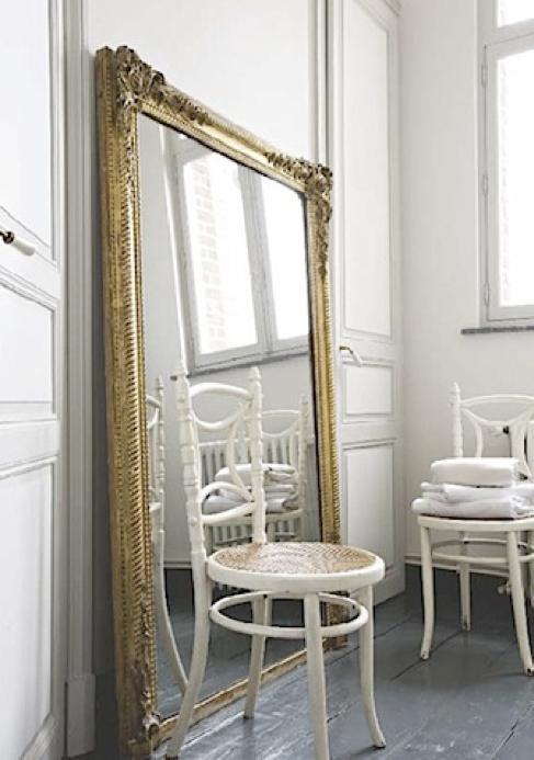 40 Magnificent Interior Designs with Big, Big Mirrors