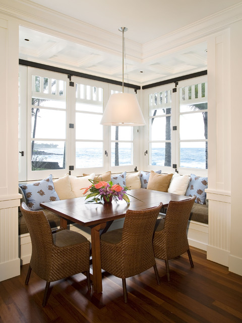 30 adorable breakfast nook design ideas for your home for Small eating area ideas