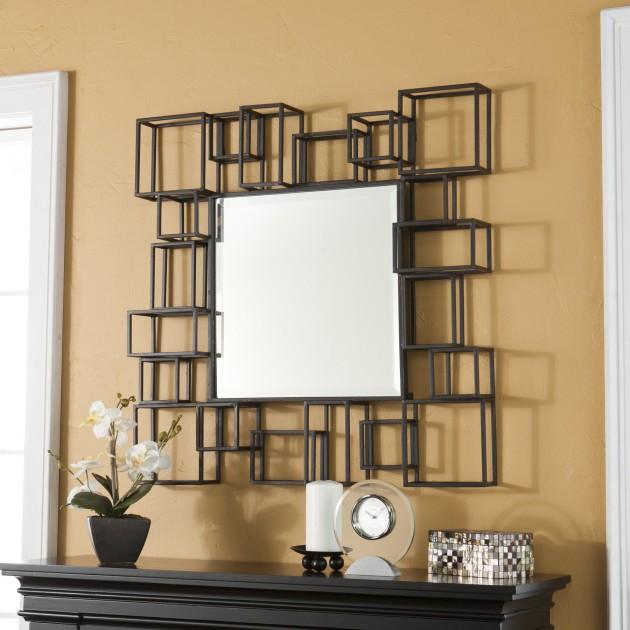 Square Mirror Frame Diy