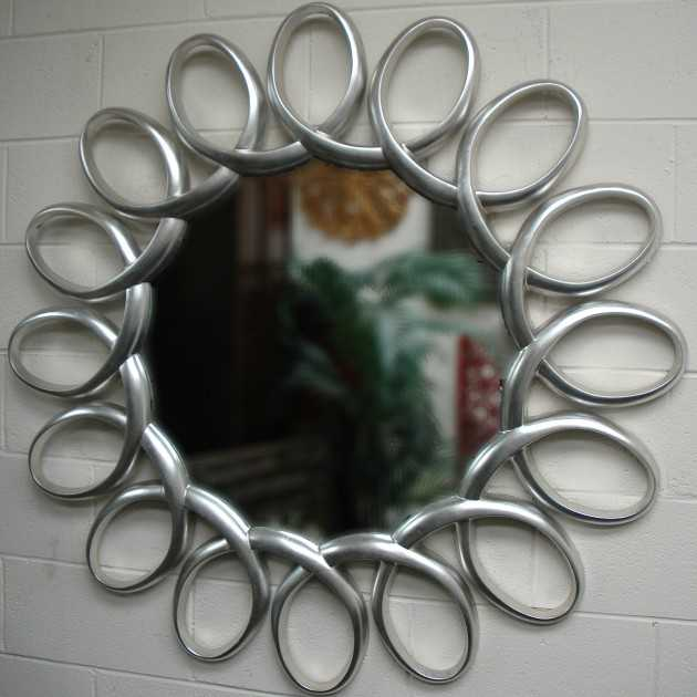 23 Fancy Decorative Mirror Designs