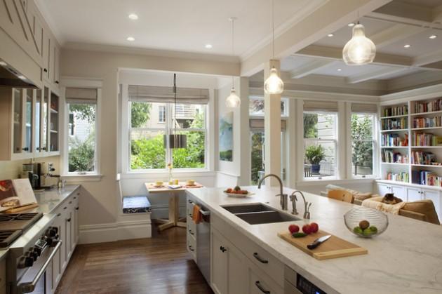 Modern Kitchen Nook Designs adorable breakfast nook design ideas for your home improvement