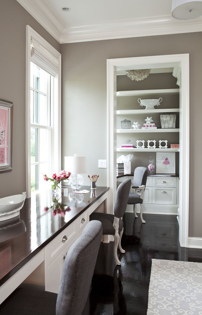32 Simply Awesome Design Ideas for Practical Home Office