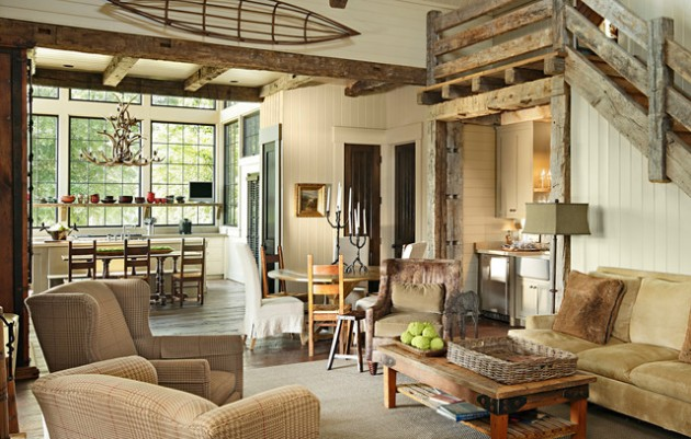 46 Stunning Rustic Living Room Design Ideas,Small Bathroom Designs Floor Plans