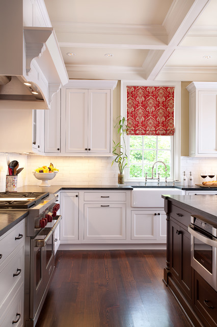 30 impressive kitchen window treatment ideas for Kitchen ideas no window