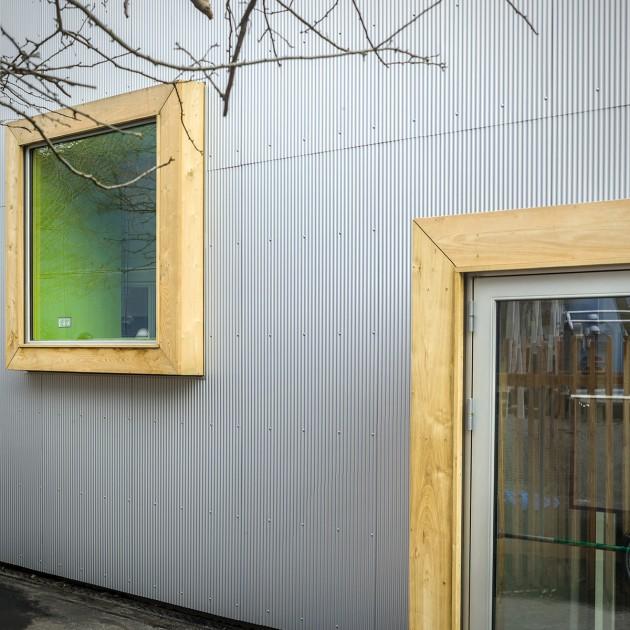 Ama'r Children's Culture House in Copenhagen, Denmark, by Dorte Mandrup Architects