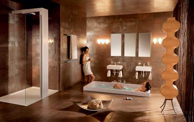 25 Ultra Modern Spa Bathroom Designs For Your Everyday Enjoyment