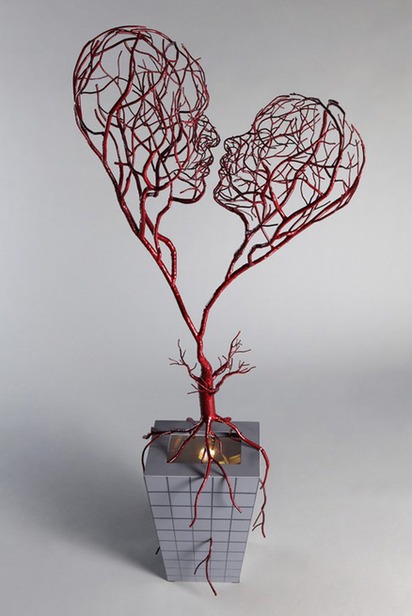 33 amazing diy wire art ideas