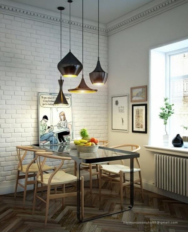 30 Wonderful Pendant Lamp Designs For