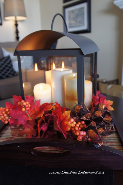 24 Marvelous Fall Themed Interior Design Ideas