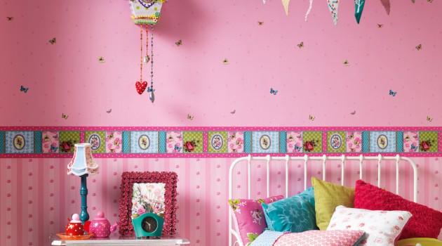 26 Cute and Fun Kids Wallpaper Designs