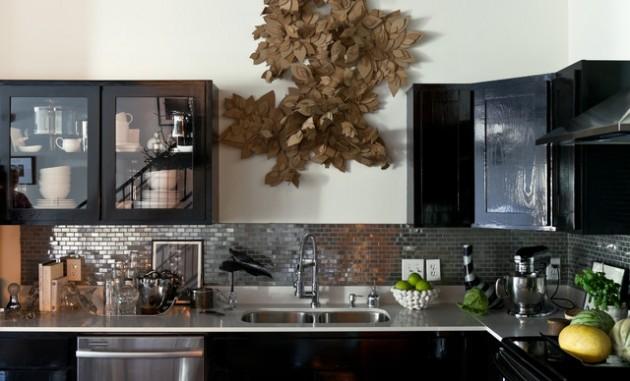 32 Delightful Backsplash Design Ideas for Improvement of Contemporary Kitchen