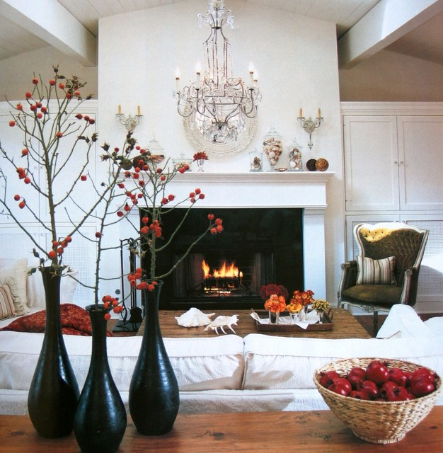 Small Home Decorating: 24 Marvelous Fall Themed Interior Design Ideas