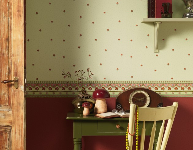26 Cute and Fun Kids Wallpaper Designs