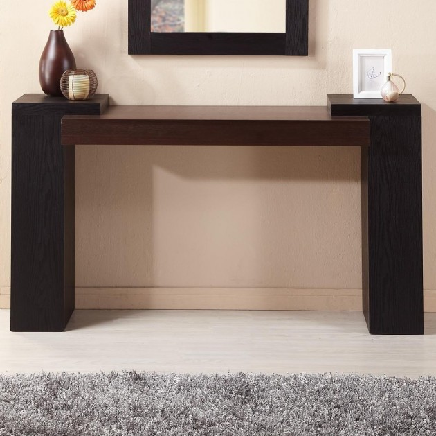 a collection of 23 elegant console tables. Black Bedroom Furniture Sets. Home Design Ideas