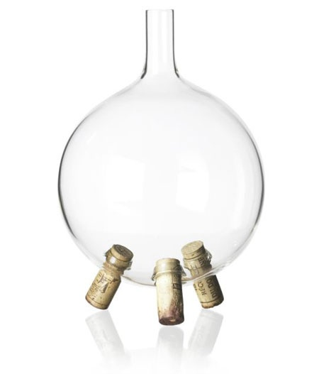 20 Creative Wine Decanter Designs