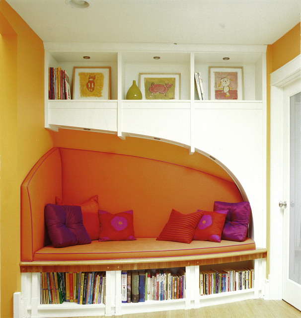 28 Cozy And Attractive Reading Nook Design Ideas