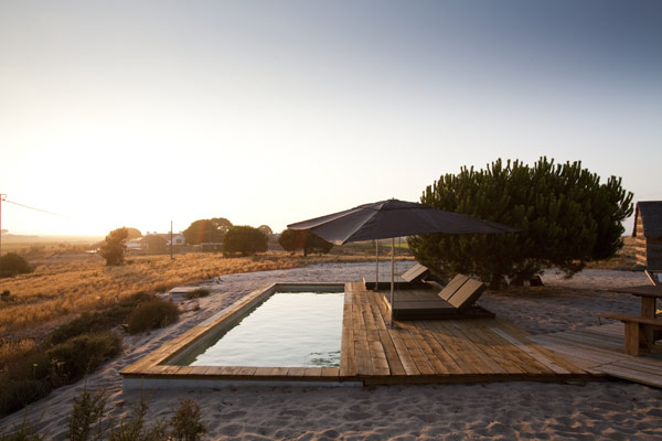 Casas Na Areia, Astonishing Holiday Retreat in Portugal