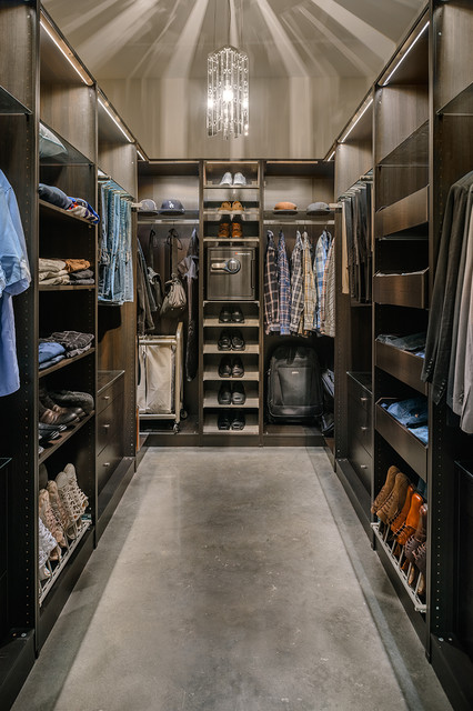 30 Fantastic Walk-In Closet Designs for Your Home Improvement