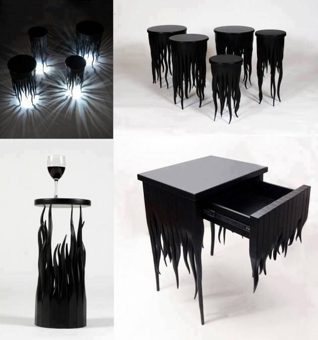 25 amazing 3d printed furniture designs of the future for Furniture 3d printing