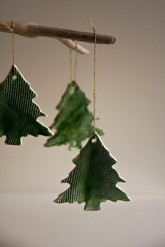 33 Lovely DIY Christmas Tree Ornaments