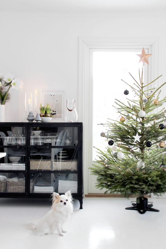 33 the most alluring diy scandinavian christmas decoration ideas - Nordic Style Christmas Decorations