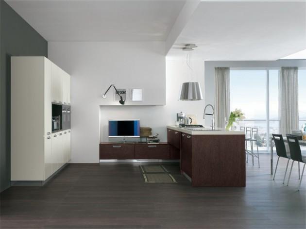 27 Cly Contemporary Italian Kitchen Design Ideas Rh Architectureartdesigns Com