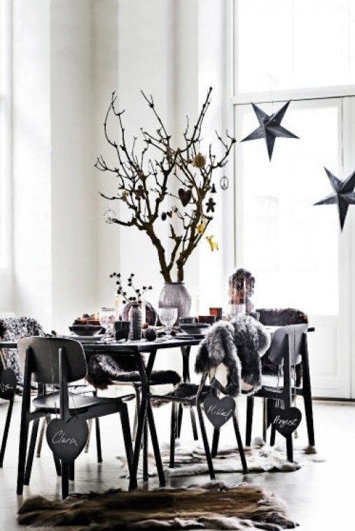 33 the most alluring diy scandinavian christmas decoration ideas