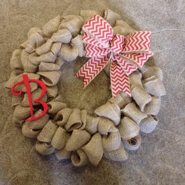 20 Astonishing Handmade Christmas Wreaths