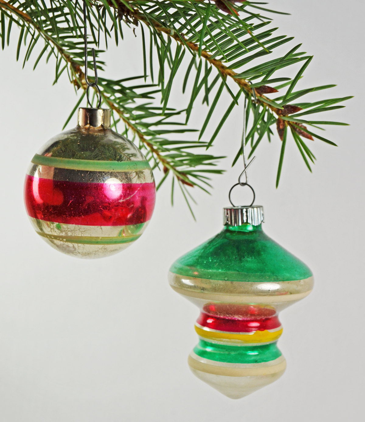 Old fashioned christmas ornaments to make 35