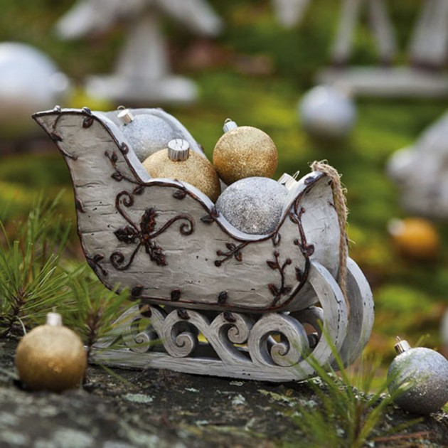 20 Cute Outdoor Christmas Decorations