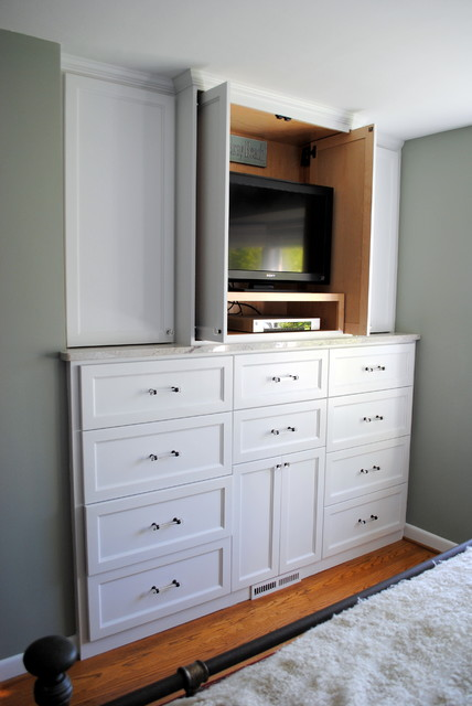 Efficient Use of the Space  28 Clever Ideas of Built In Drawers