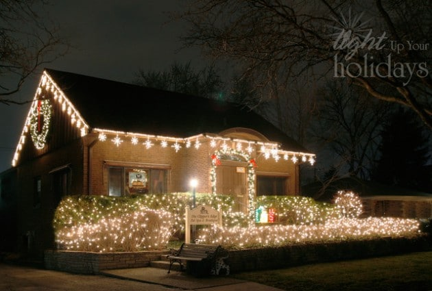 the best 40 outdoor christmas lighting ideas that will leave you breathless - Christmas Lights Decorations Outdoor Ideas