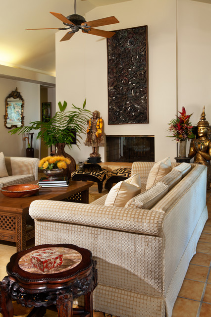 Charmant 26 Sleek And Comfortable Asian Inspired Living Room Ideas
