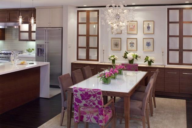 38 Awesome Minimalist Dining Room Ideas