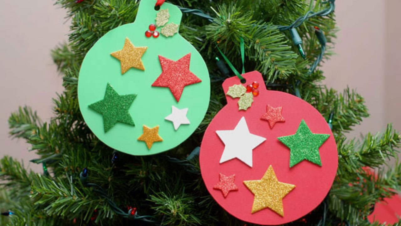 Christmas Ideas For Kids.40 Quick And Cheap Christmas Craft Ideas For Kids