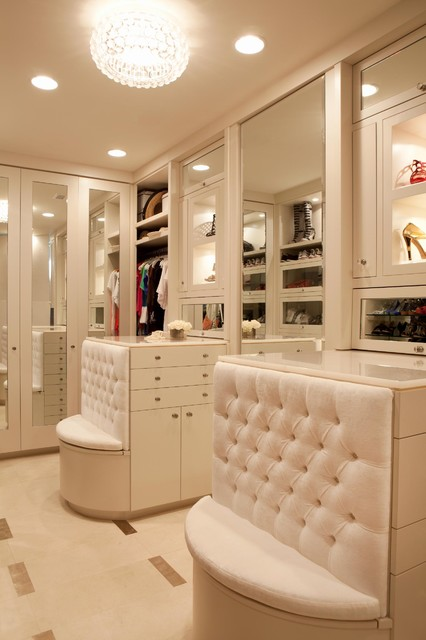 30 fantastic walk in closet designs for your home improvement - Pictures of walk in closets ...