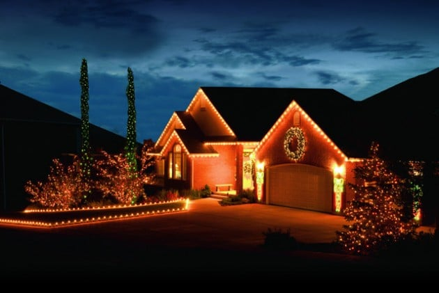 Best Outdoor Christmas Lighting Ideas That Will Leave You
