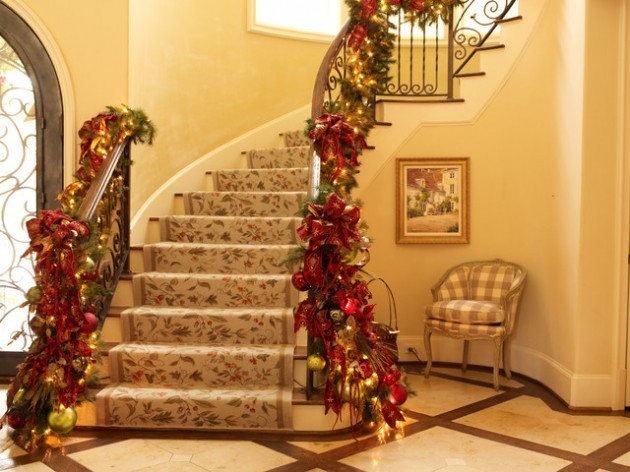 32 irresistible christmas decorating ideas for magical ambience - Interior Christmas Decorating Ideas