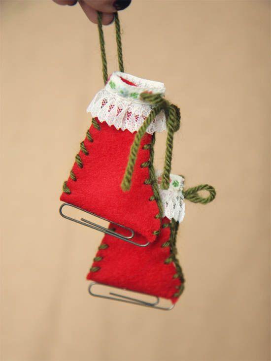 33 Lovely DIY Christmas Tree Ornaments
