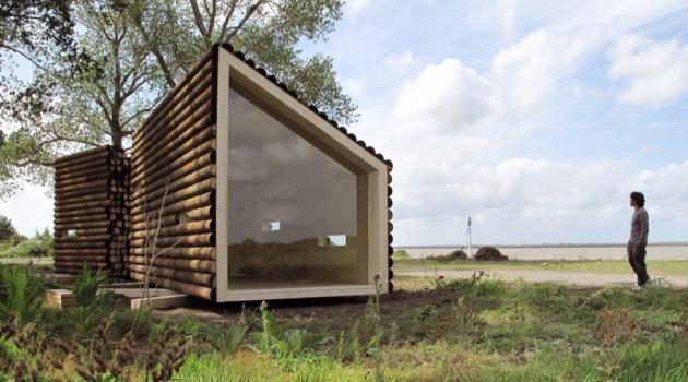 Flake House by Olgga Architects