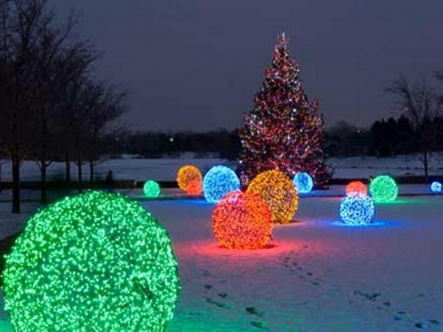 the best 40 outdoor christmas lighting ideas that will leave you breathless - Exterior Christmas Lights Ideas