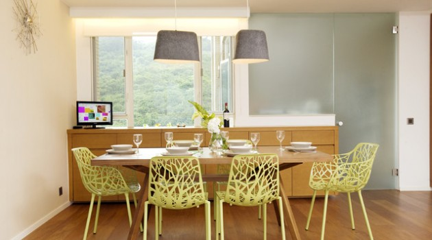 38 Awesome Minimalist Dining Room Ideas