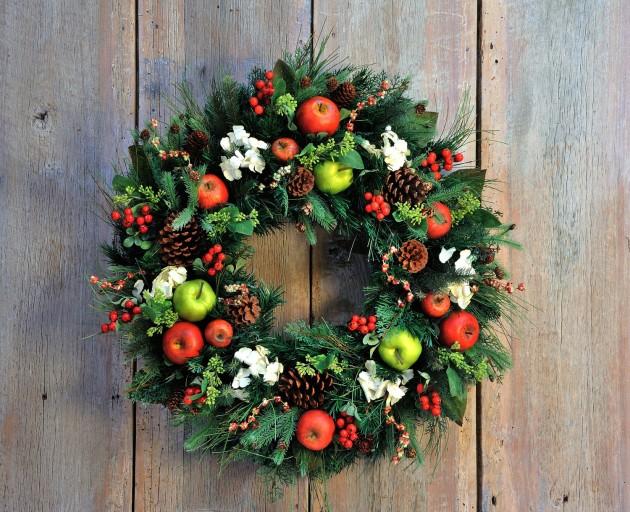 Diy Wreaths For Front Door Eucalyptus