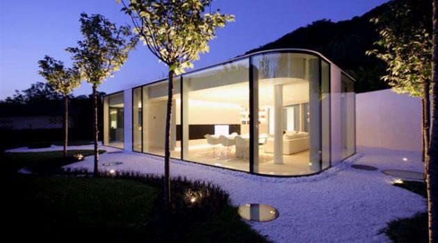 Lake Lugano House, Brusino Arsizio, Switzerland
