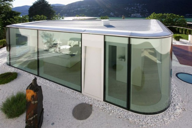 Lake Lugano House, Brusino Arsizio, Switzerland