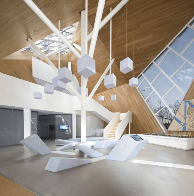 Cocoon by Mochen Architects & Engineers