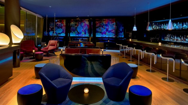 W Barcelona Hotel-Extravagant Architecture and Astonishing Interior Design