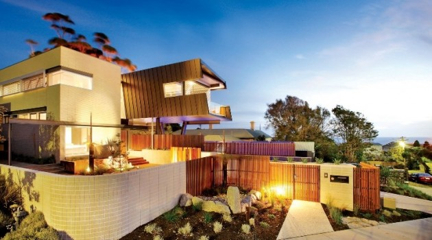 The Coronet Grove Residence in Melbourne, Australia