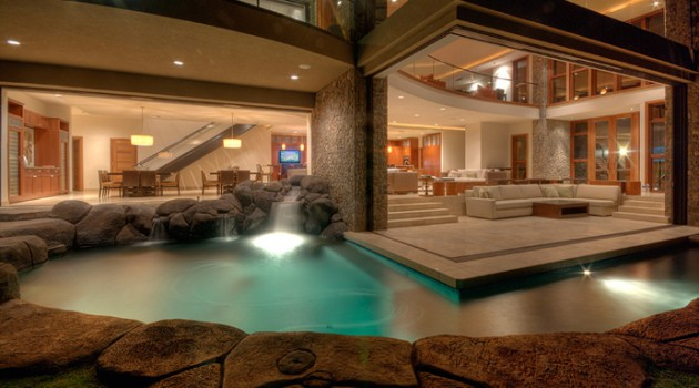 Astonishing Luxury Residence in Hawaii by Arri Lecron Architects